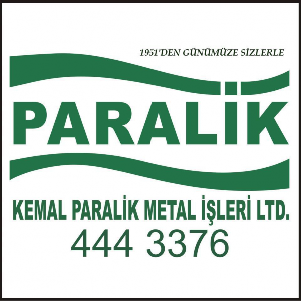 Kemal Paralik Metal İşleri Ltd.