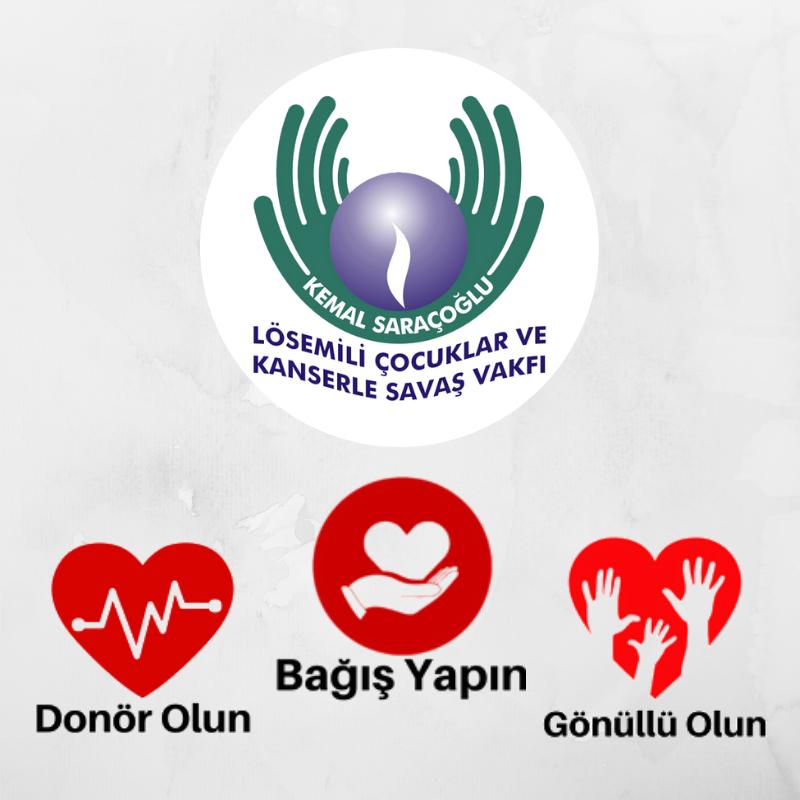 Kemal Saraçoğlu Lösemili Çocuklar ve Kanserle Savaş Vakfı