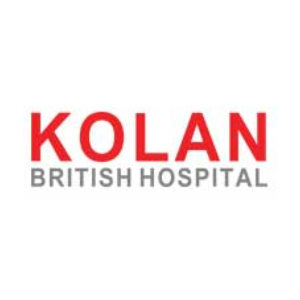 Kolan  British Hospital logo