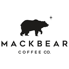 Mackbear Coffee Co. logo